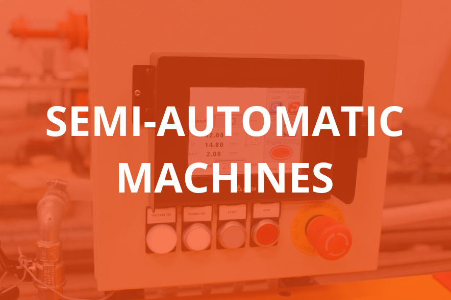 Semi-automatic Machines